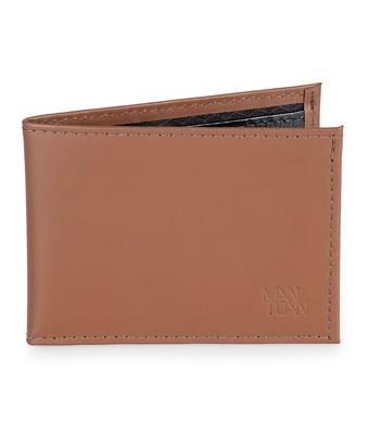 Carteira Nota Couro Box Chocolate C117 - MANTOAN LOJA
