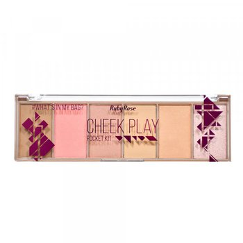 Paleta Pocket Cheek Play Ruby Rose *