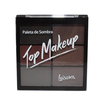 Paleta de Sombra Top Makeup Luisance A *