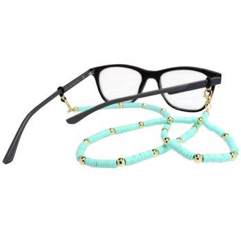 Cordão para Óculos Borrachinhas Verde