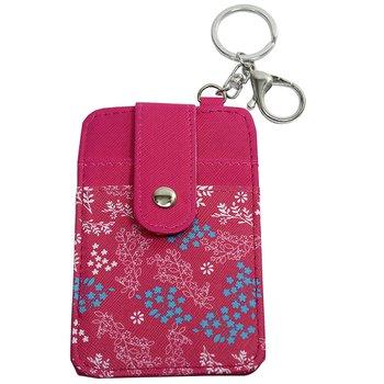 Chaveiro Porta Cartão Pink