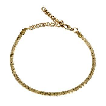Pulseira Metal Tabata Dourado *