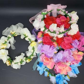 Dúzia De Coroa De Flores