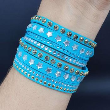 Pulseira Slake Estrela Azul