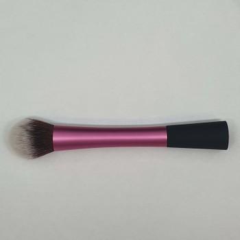 Pincel De Maquiagem Rosa