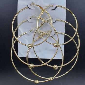 Kit De Argolas Pietra Dourada