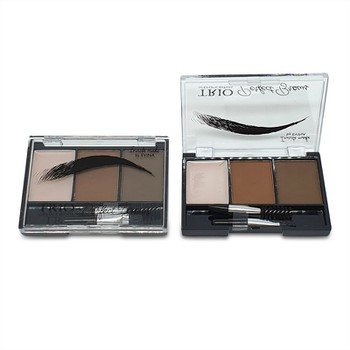 Trio De Sobrancelhas Perfect Brows Evina B