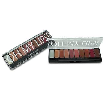 Paleta De Batons Smart Lip Palette Evina A
