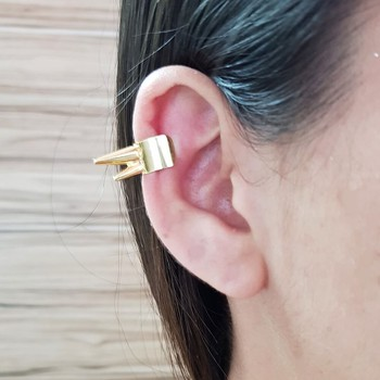 Brinco Ear Cuff Speell Piercing Falso