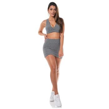 top short saia fitenss adaption