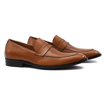 sapato social masculino de couro gama