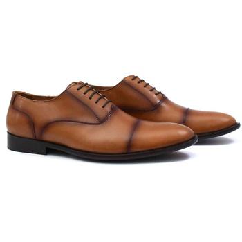 sapato masculino social oxford whisky
