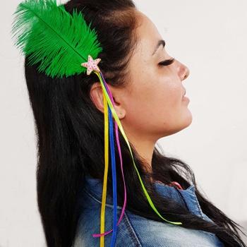 Presilha Carnaval Pena Verde