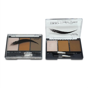 Trio De Sobrancelhas Perfect Brows Evina A