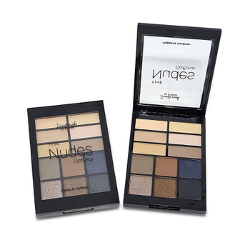 Sombra Para Os Olhos The Nude Colors Evina B