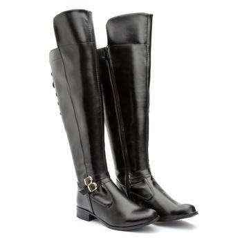 Bota pto 271 - Fratelli Outlet | Especialista em Sapatos Sociais de couro