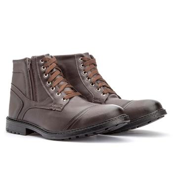 Coturno Café 501 - Fratelli Outlet | Especialista em Sapatos Sociais de couro