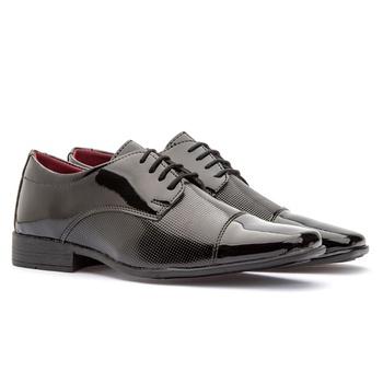 Sapato Social 801Vp - Fratelli Outlet | Especialista em Sapatos Sociais de couro