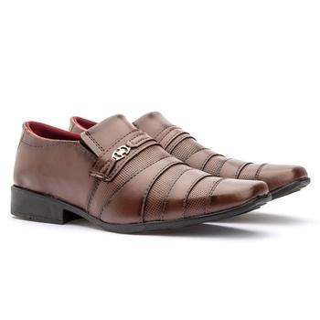 Sapato Social 826fc - Fratelli Outlet | Especialista em Sapatos Sociais de couro