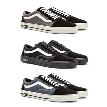 COMBO 3 PARES SK8 - Fratelli Outlet | Especialista em Sapatos Sociais de couro