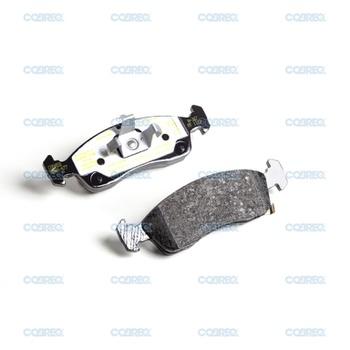 Pastilha do freio Dianteiro - Cobreq - N367 (Cobalt, Prisma, Onix)