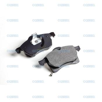 Pastilha de freio Astra, Meriva, Vectra, Zafira - dianteira N351