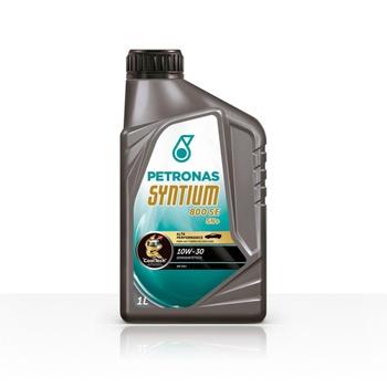 Óleo de motor 10W30 Semi sintético syntium 800SE Petronas
