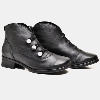 Bota Florença Preta - FR001/006 - Balatore Shoes