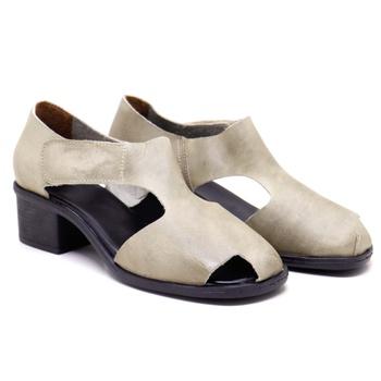 Sandália Ibiza Off White - IB104/001 - Balatore Shoes