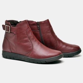 Bota Nômade Vermelha - BN001/003 - Balatore Shoes