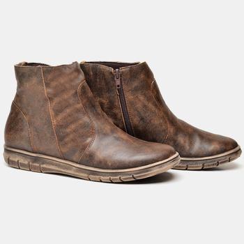 Bota Nômade Café - BN004/002 - Balatore Shoes
