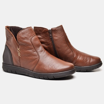 Bota Nômade Tabaco Café - BN005/004 - Balatore Shoes