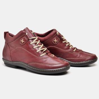 Bota Soft Plus Vermelha - BP001/002 - Balatore Shoes