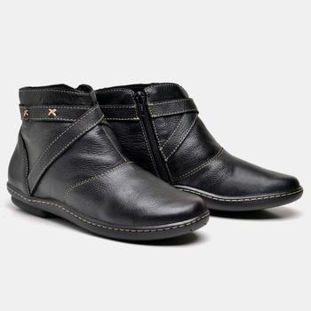 Bota Soft Plus Preta - BP003/004 - Balatore Shoes