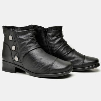 Bota Florença Preta - FR003/002 - Balatore Shoes