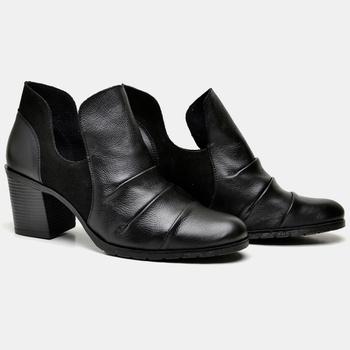 Bota Madri Preta - MD001/014 - Balatore Shoes