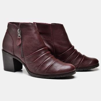 Bota Madri Bordô - MD010/006 - Balatore Shoes