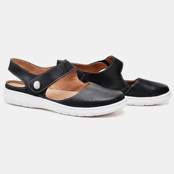 Sapatilha Nômade Preta - NO004/006 - Balatore Shoes