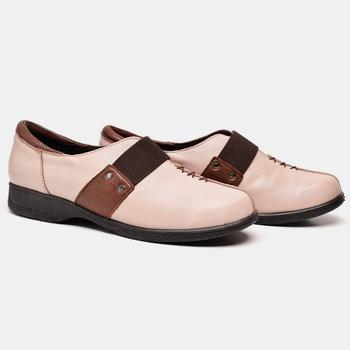 Sapatilha Savana Nude e Tabaco - SV032/013 - Balatore Shoes