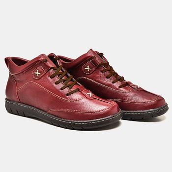 Bota Soft Nômade Vermelha - BN007/001 - Balatore Shoes