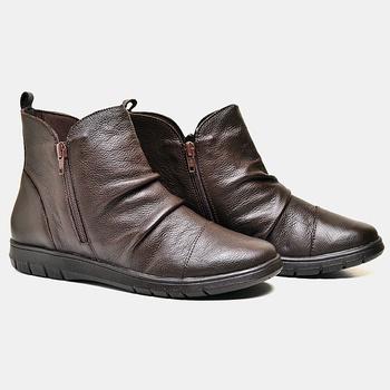 Bota Nômade Café - BN003/003 - Balatore Shoes