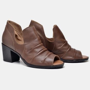 Sandália London Tabaco - LD028/010 - Balatore Shoes