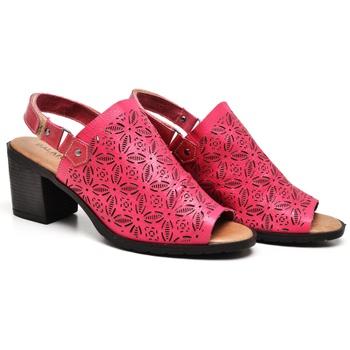 Sandália London Pink - LD081/016 - Balatore Shoes