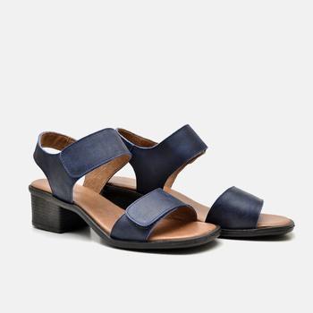 Sandália Ibiza Azul Marinho - IB091/013 - Balatore Shoes