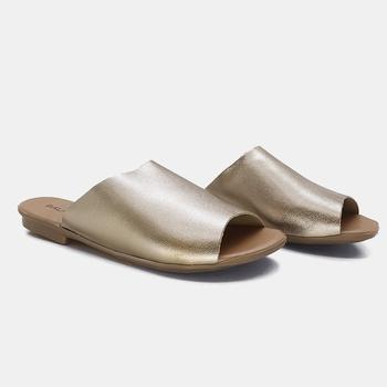 Flat Maresias Prata Velho - MA072/002 - Balatore Shoes