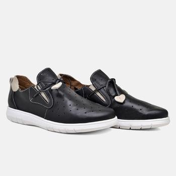 Tênis Nômade Preto - NM001/002 - Balatore Shoes