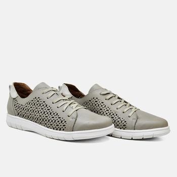 Tênis Nômade Cinza - NM002/004 - Balatore Shoes