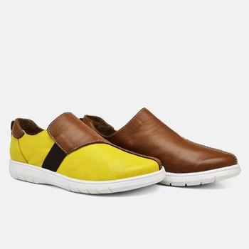 Tênis Nômade Citrus e Whisky - NM004/001 - Balatore Shoes