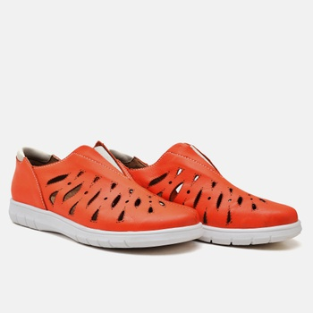 Tênis Nômade Laranja Tropical - NM006/002 - Balatore Shoes