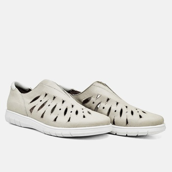Tênis Nômade Off White - NM006/003 - Balatore Shoes